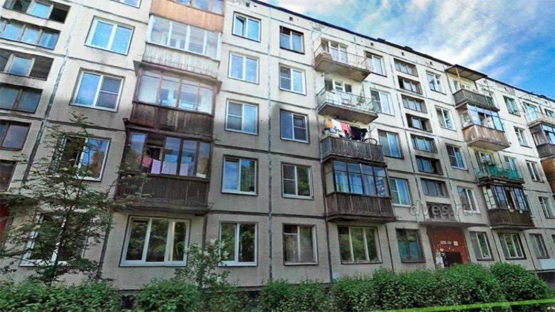 серии пятиэтажных панельных домов в хрущёвские времена