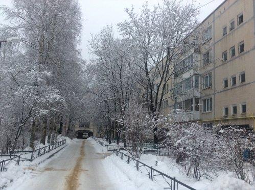 Однокомнатная квартира в деревня Лесколово, на этом фото План