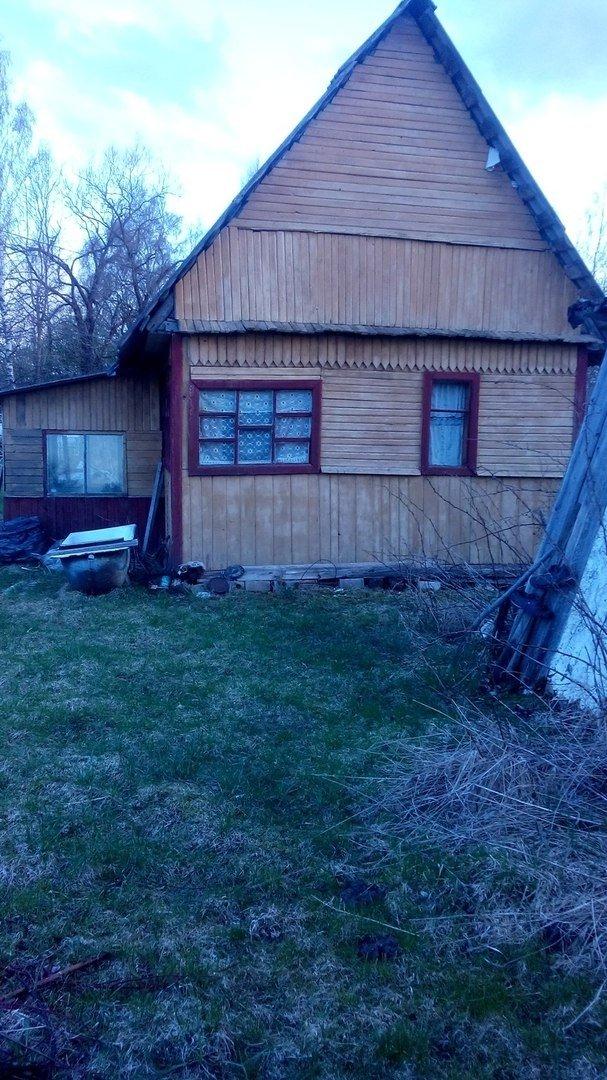 дом недалеко от пскова - 20 км., д. сидорова. дачный дом и участок 15 соток. на участке ...