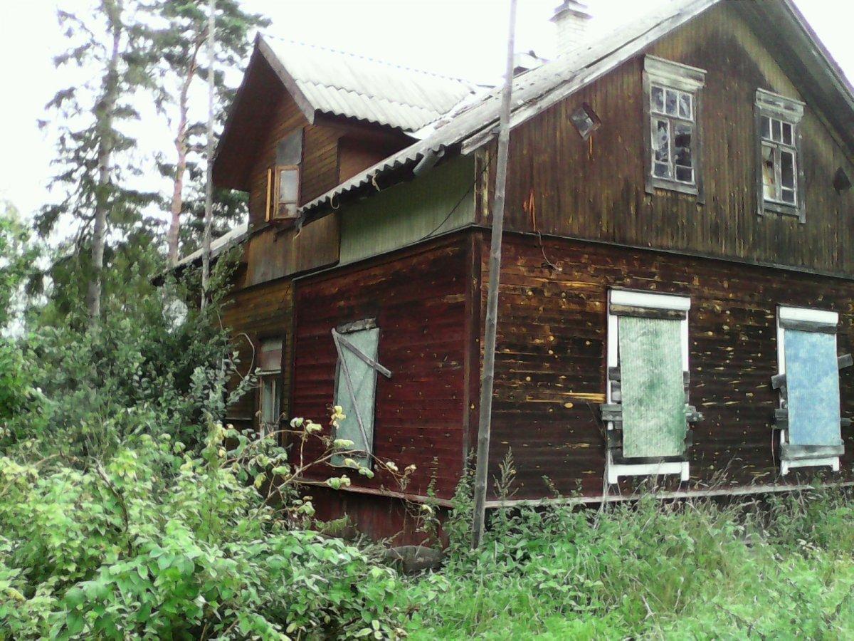 Поселок кротово приозерский район достопримечательности