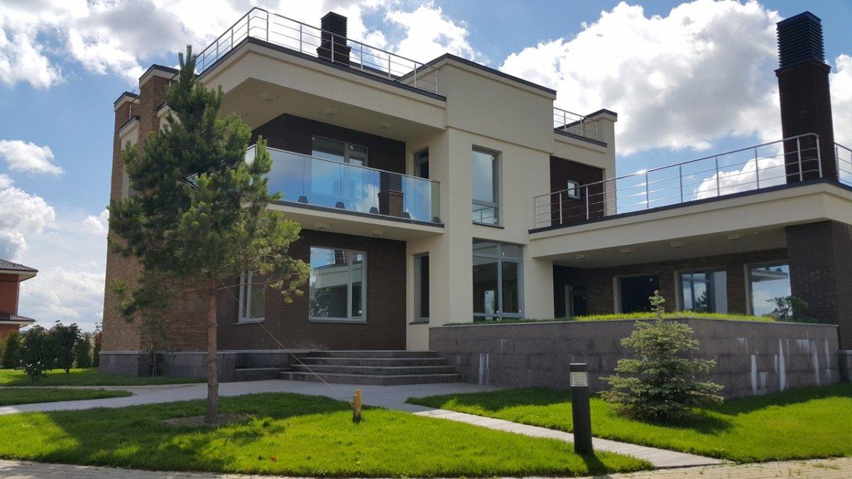 продажа домов в кузьмолово свободной планировки, имеется